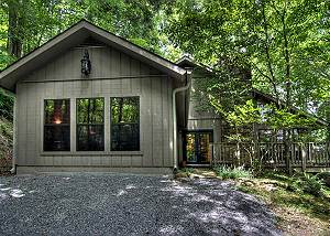 A WALK IN THE WOODS #279 Smoky Mountain 2 Bedroom Modern Cabin, A Walk in the Woods 279