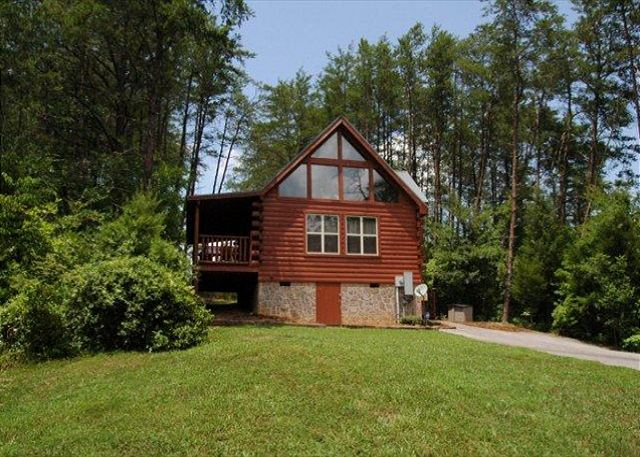 A Romantic Safari 163 1 Bedroom Cabins Pigeon Forge