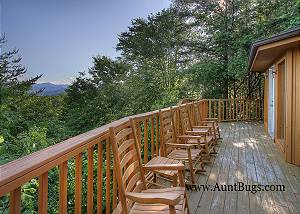 LECONTE LOOKOUT #707 2 Bedroom Smoky Mountain Chalet with Hot Tub, Close to Downtown Gatlinburg