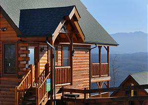 Tennessee Treasure #232 Luxury 2bedroom Cabin Legacy Resort Pigeon Forge TN 2miles to Dollywood