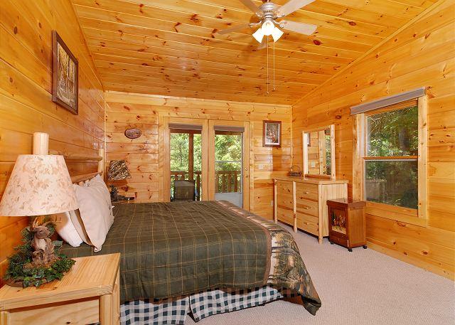 Pine Cove Hideaway 2 Bed 2 Bath Cabin Acorn Cabin Rentals