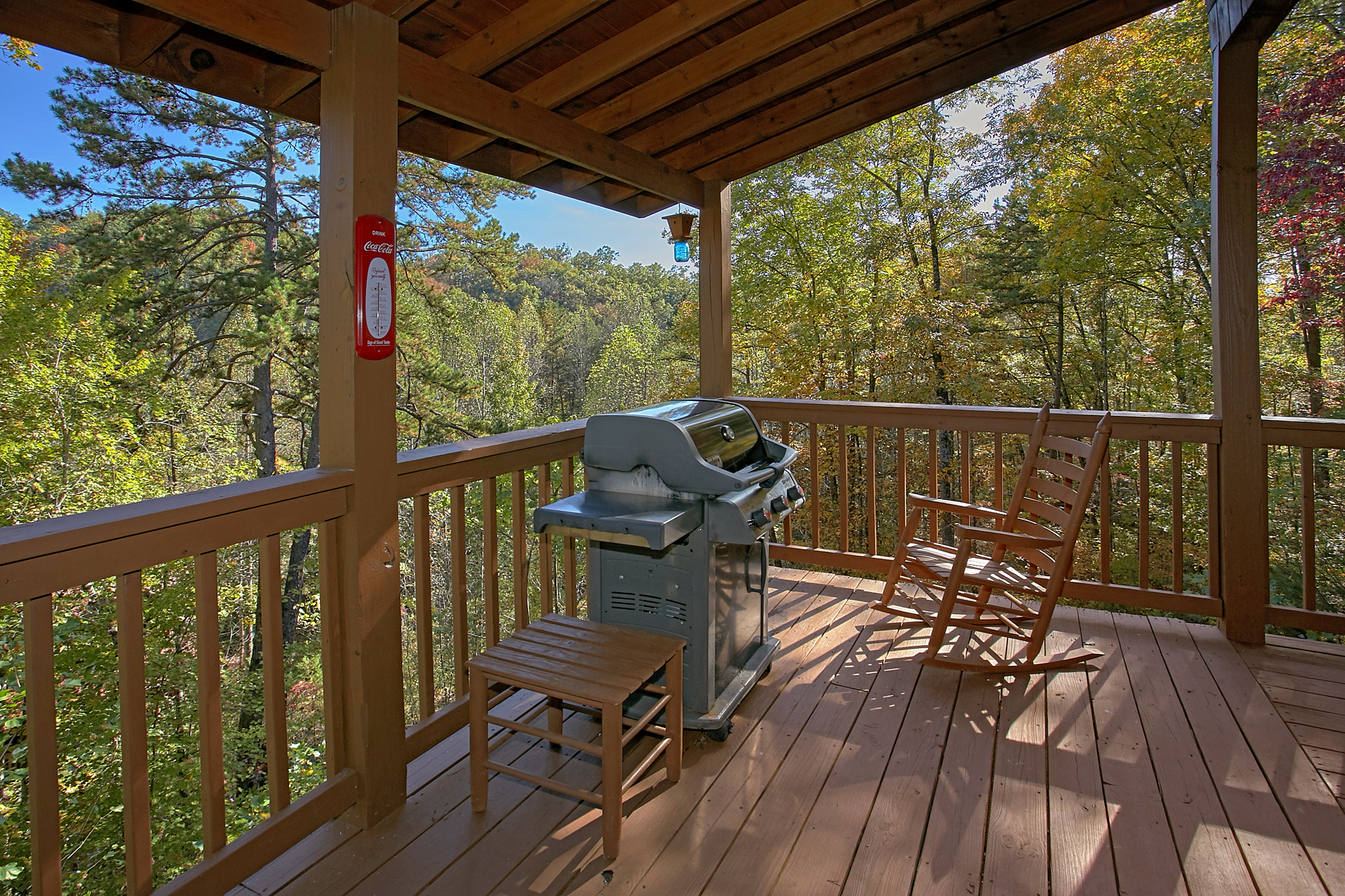 Sevierville Cabin Rental Bear Splash 409 4 Bedroom