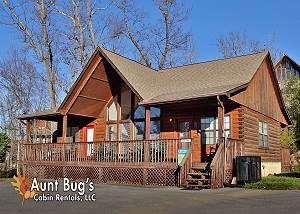 SUN-SATIONAL VIEW #245 2 Bedroom, 2 Bathroom Cabin with Indoor Swimming Pool Access Near Dollywood