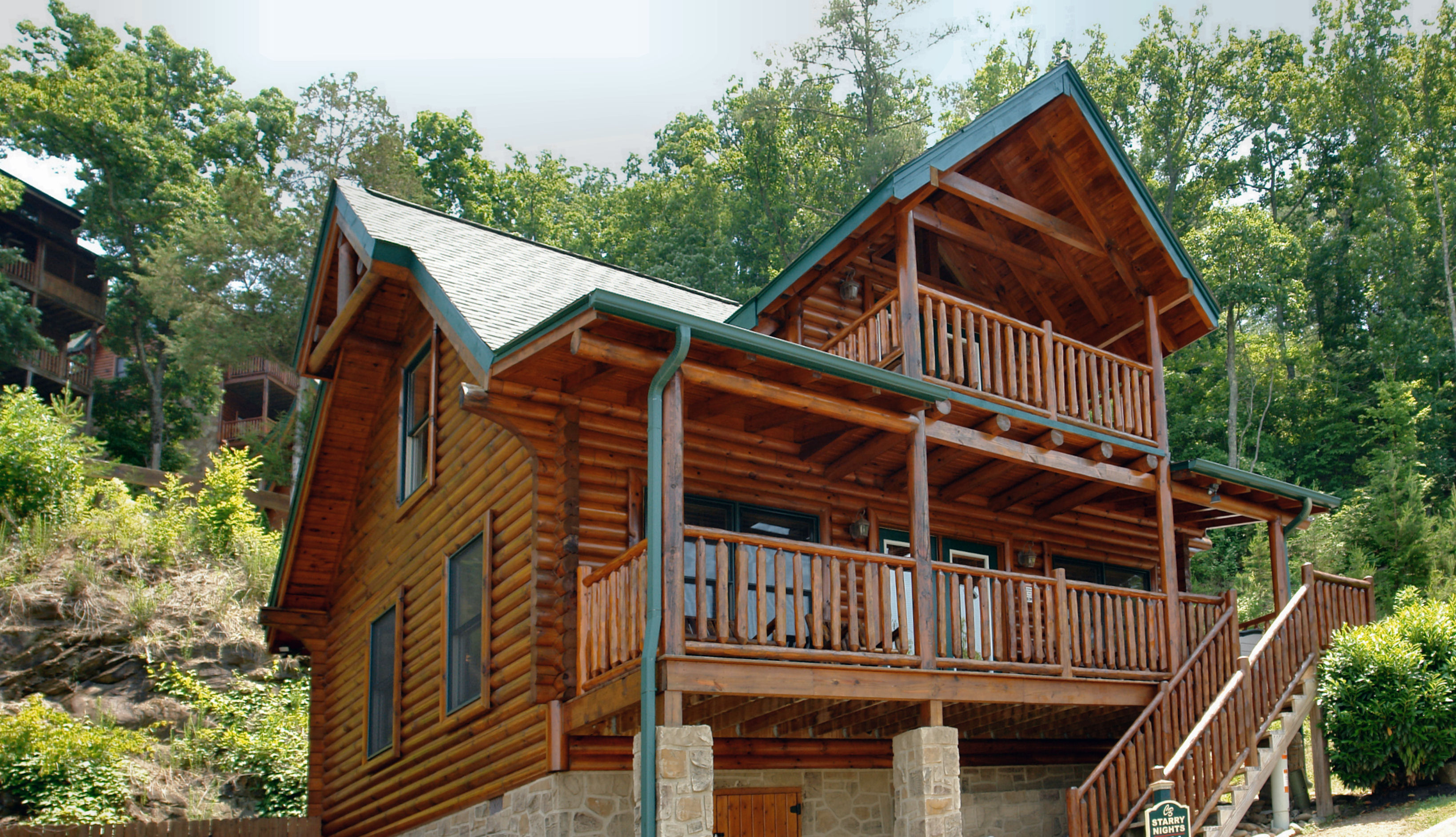 cabin douglas two twobedroom fireside and chalets rental chalet pigeon rent lake bedroom rentals for cabins forge tennessee dsc