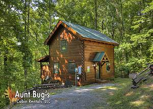 Smoky Mountain Memories #107 Private Wears Valley Cabin with Hot Tub and Porch Swing