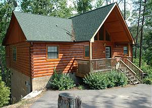 WEE HUMBLE CABIN 244 2bedroom Cabin Hidden Springs Resort  Pigeon Forge TN Indoor Pool Year Round