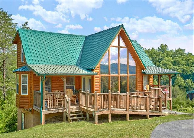 Mountain Majesty 404 4 Bedroom Cabins Pigeon Forge