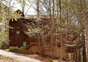 MOUNTAIN HIDEAWAY #338 Smoky Mountain Cabin Mountain Hideaway 338