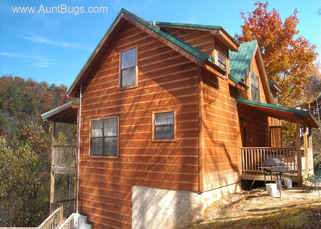 A Wonderful Way 1346 4 Bedroom Cabins Pigeon Forge