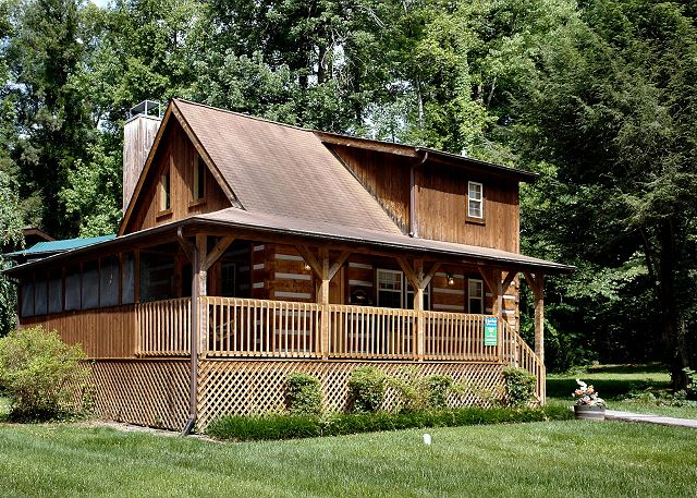 Angler\'s Perch #2523 | 2 Bedroom Cabins | Pigeon Forge Cabins ...
