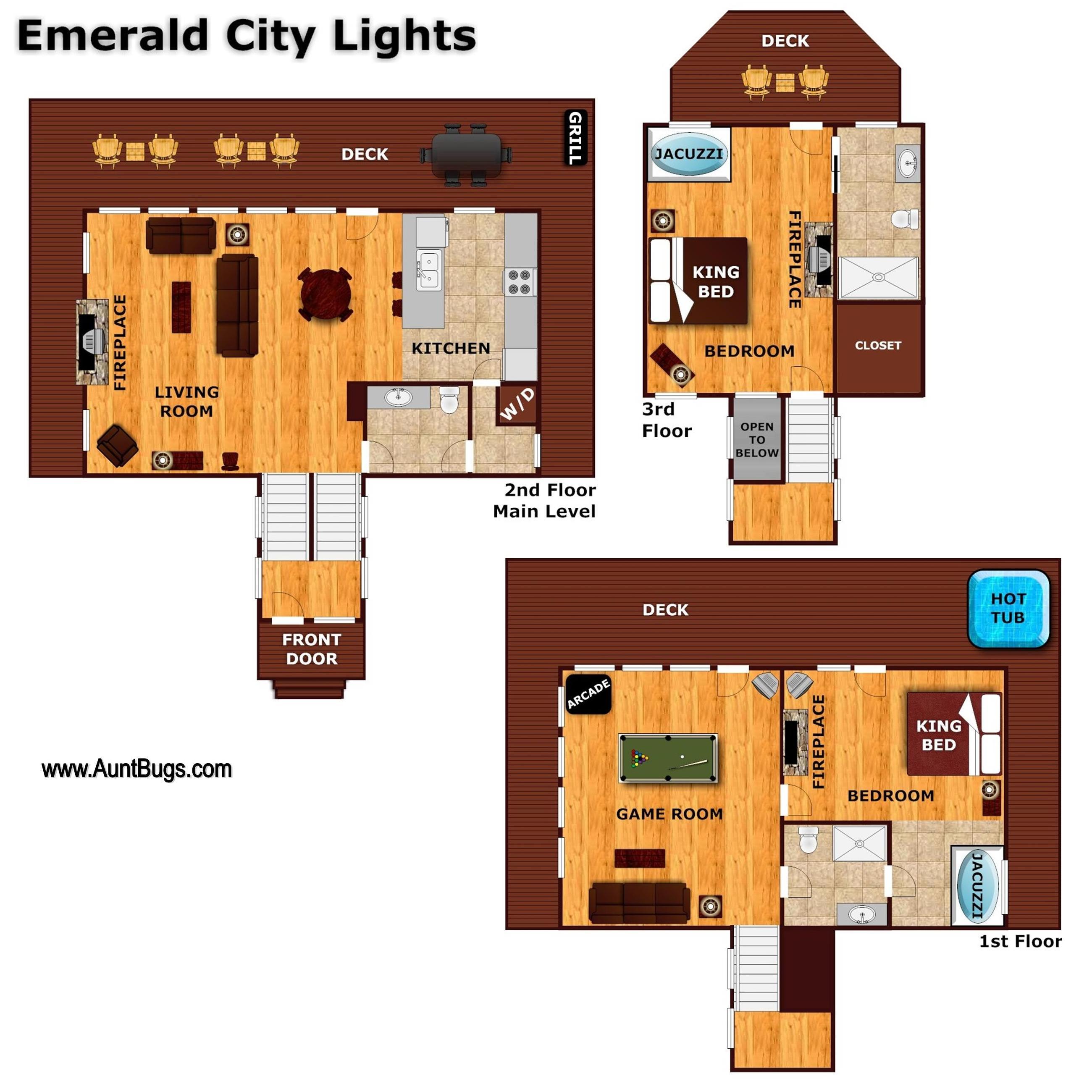 EMERALD CITY LIGHTS #203