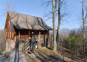MOOSE MOUNTAIN LODGE 539 Gatlinburg Cabin in the mountains MOOSE MOUNTAIN LODGE 539