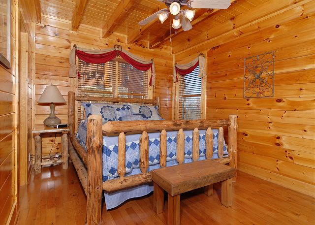 Tennessee Treasure 232 2 Bedroom Cabins Pigeon Forge