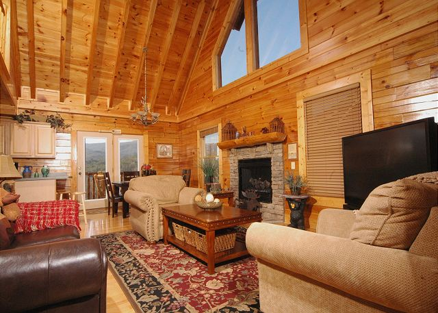 Dream Come True 555 5 Bedroom Cabins Pigeon Forge