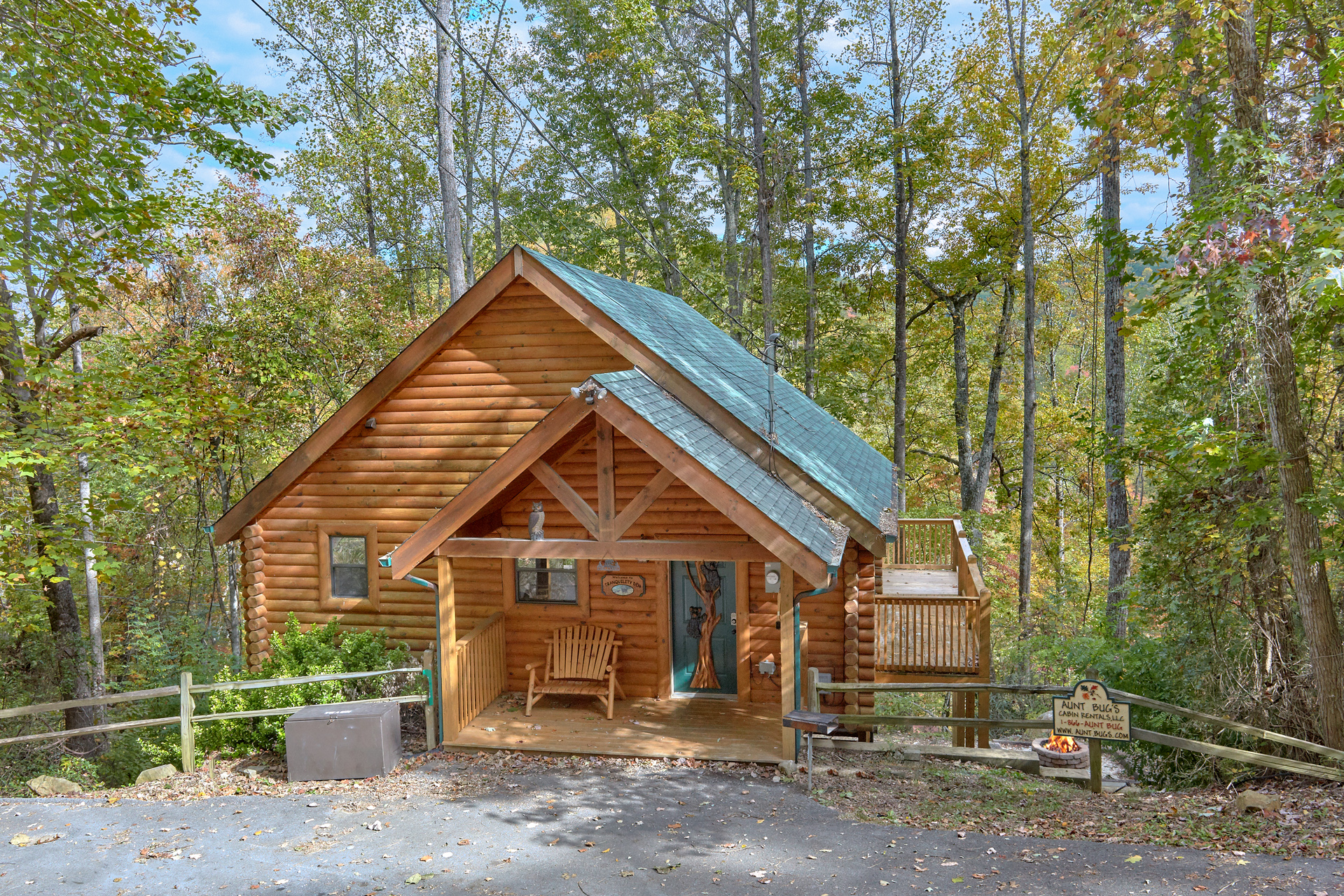 pigeon forge pin bedroom american cabin cabins rentals sleeps romance