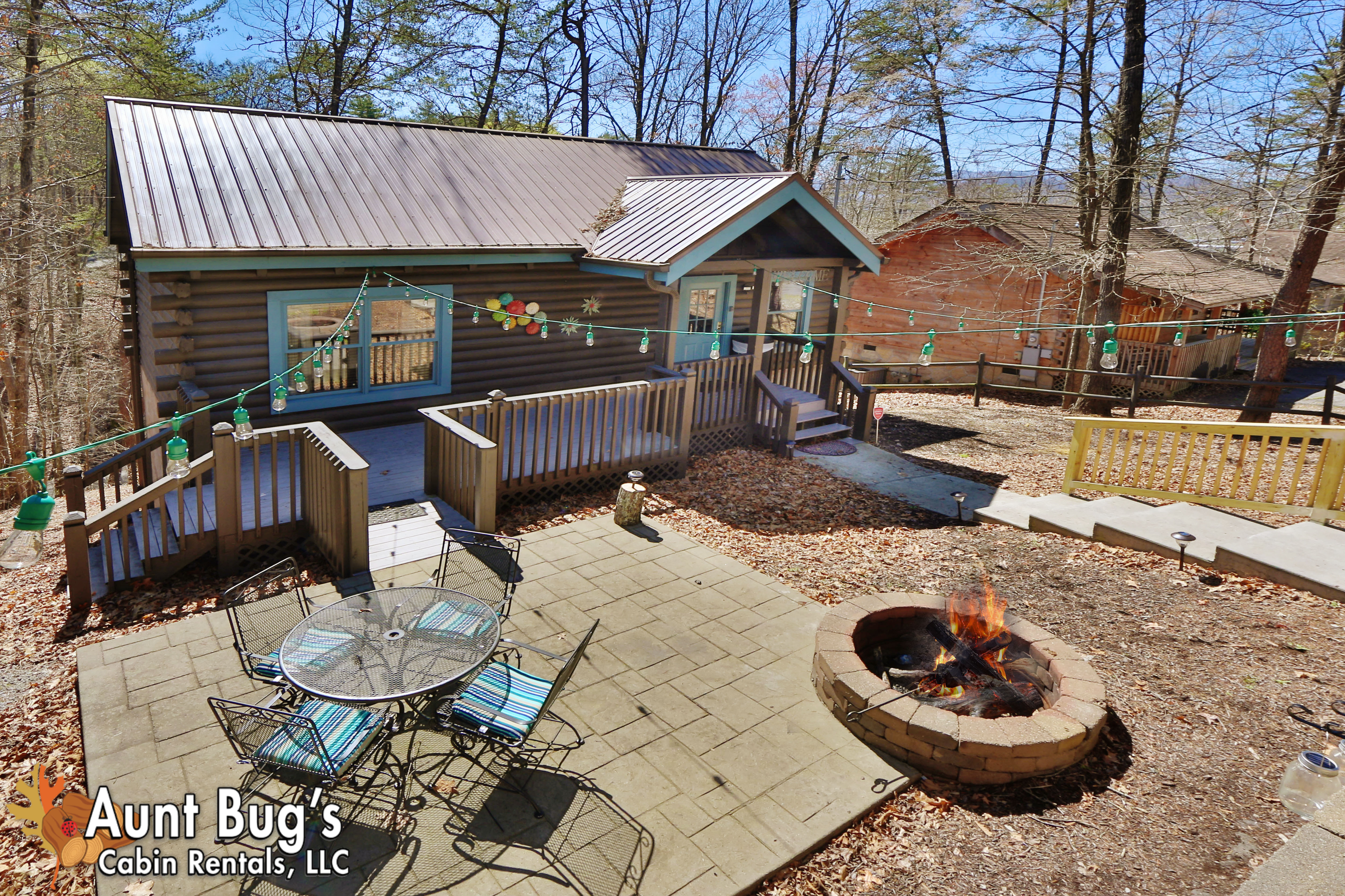 properties creek bear pigeon for forge rent crossing resort cabins locations