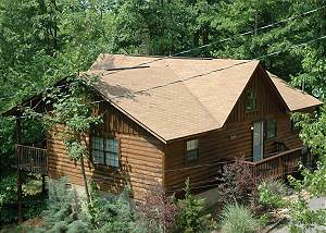 MOUNTAIN GARDEN #2149 2bedroom pet friendly cabin with hot tub,jacuzzi tub, 4 miles from Dollywood