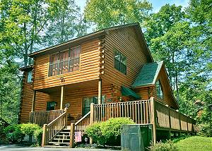 SOUTHERN COMFORT #250 2Bedroom Pet Friendly Mountain View Cabin 4 Miles To Downtown Gatlinburg TN