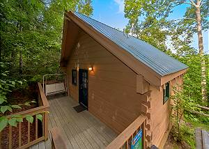 FOXY LADY #1531 1 BR Cabin Near Downtown Gatlinburg, National Park, Arts & Crafts Village