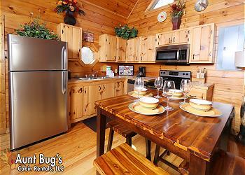 SEVIERVILLE Cabin / Bungalow rental - Interior Photo
