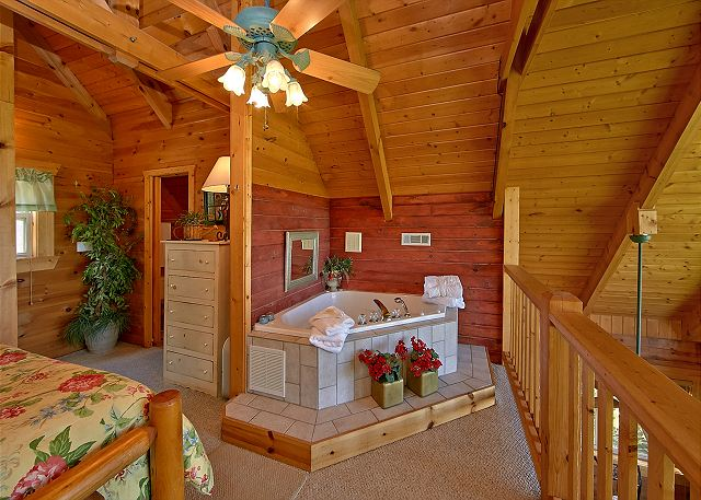 American Dream 142 1 Bedroom Cabins Pigeon Forge