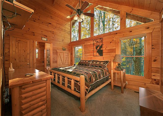 Moonlight Obsession 254 2 Bedroom Cabins Pigeon Forge