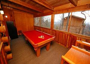 BEARY BLESSED - 2814 2 Bedroom cabin located between Pigeon Forge and Gatlinburg