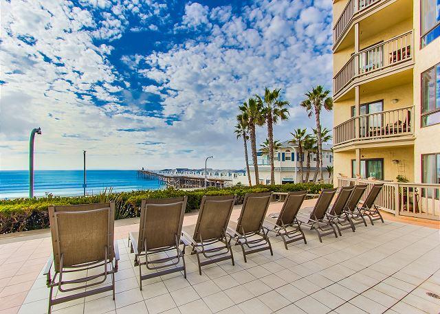Amazing Upgraded Beachfront Condo - San Diego, California