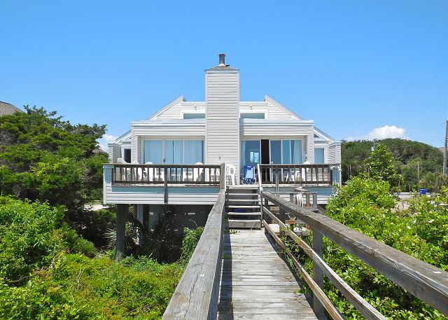 Beach Cottage at Folly-Get it while it's hot!
