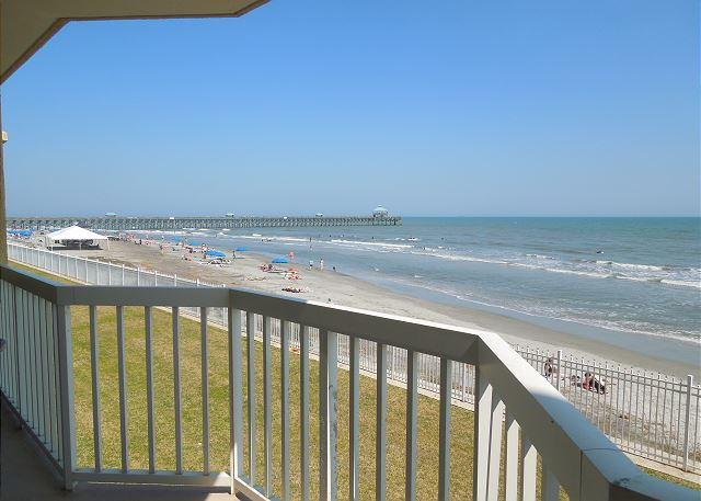 Charleston Oceanfront Villas 112- Save in November & December