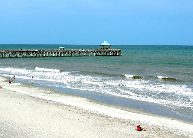 View of the Pier!