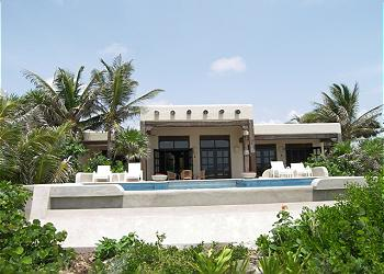 Akumal Villa rental - Exterior Photo