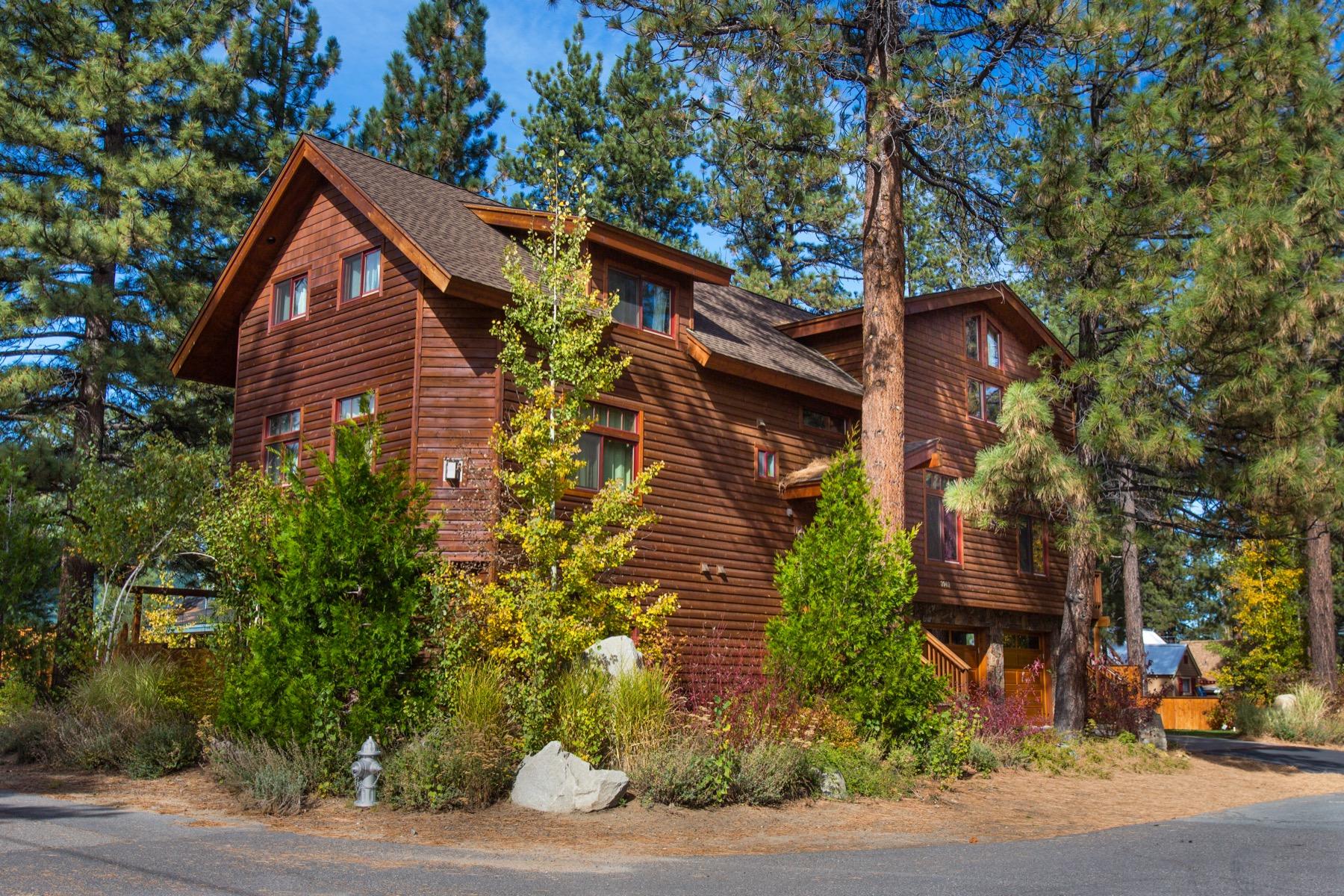 Tahoe, Fresno Exterior