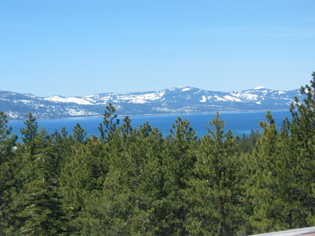 Gorgeous Views of Lake Tahoe