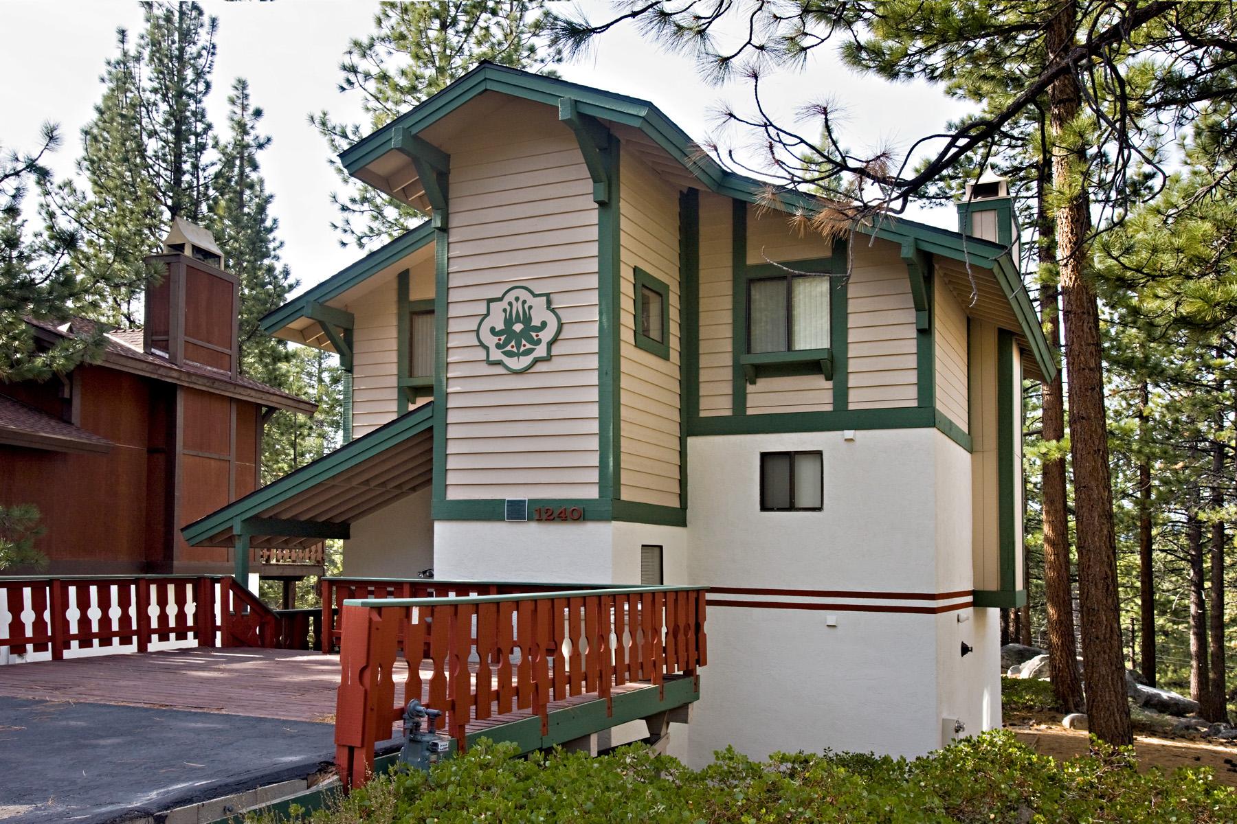 Tahoe, Tahoe Tyrol 1240, exterior