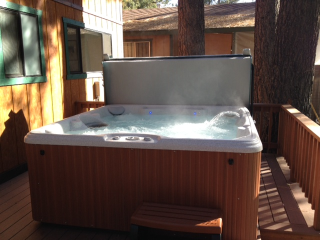 Lake Tahoe Modesto Cabin Private Hot tub