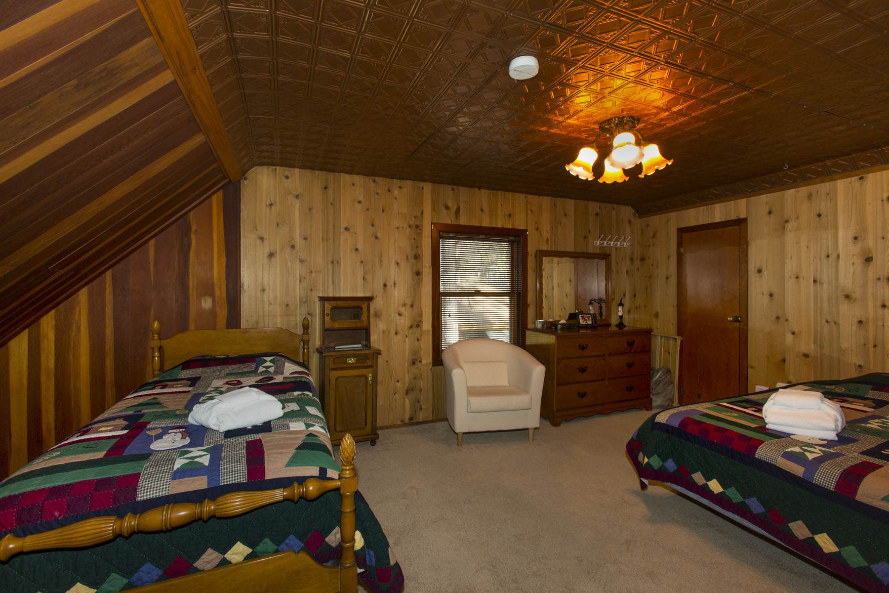Tahoe, Larch Cabin 3rd bedroom