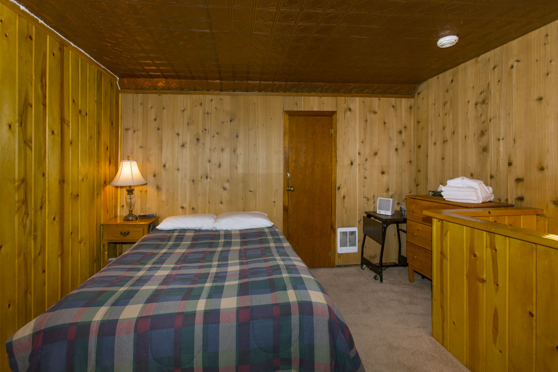Tahoe, Larch Cabin loft bedroom
