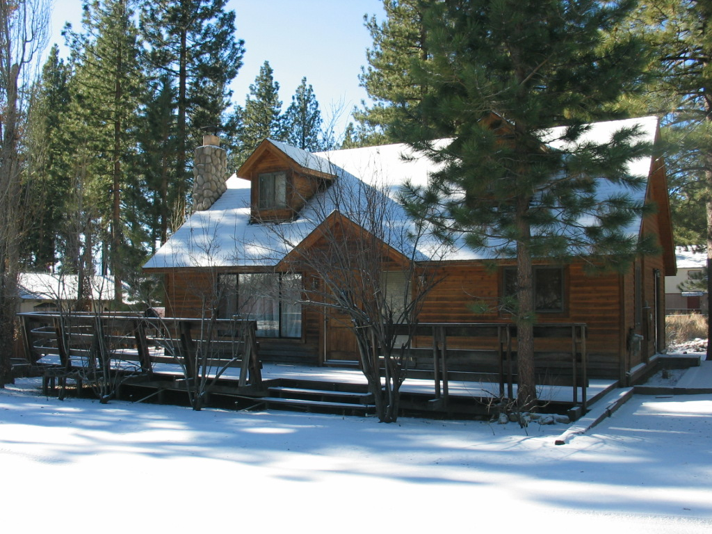 Tahoe, Stanford Cabin