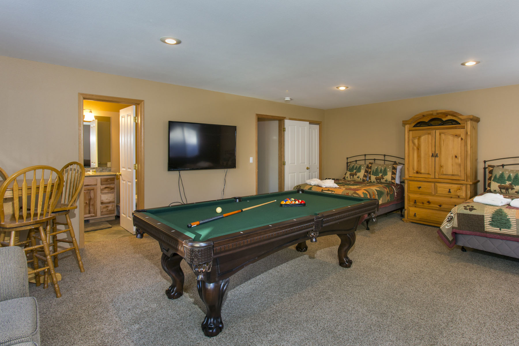 Gentian Family Retreat | A South Lake Tahoe Vacation Rental