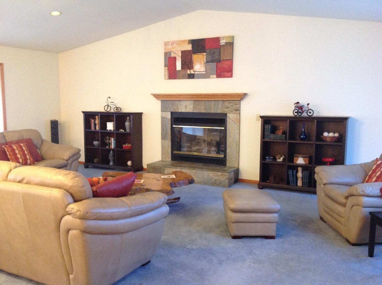 Tahoe, Springwood Home Living Room