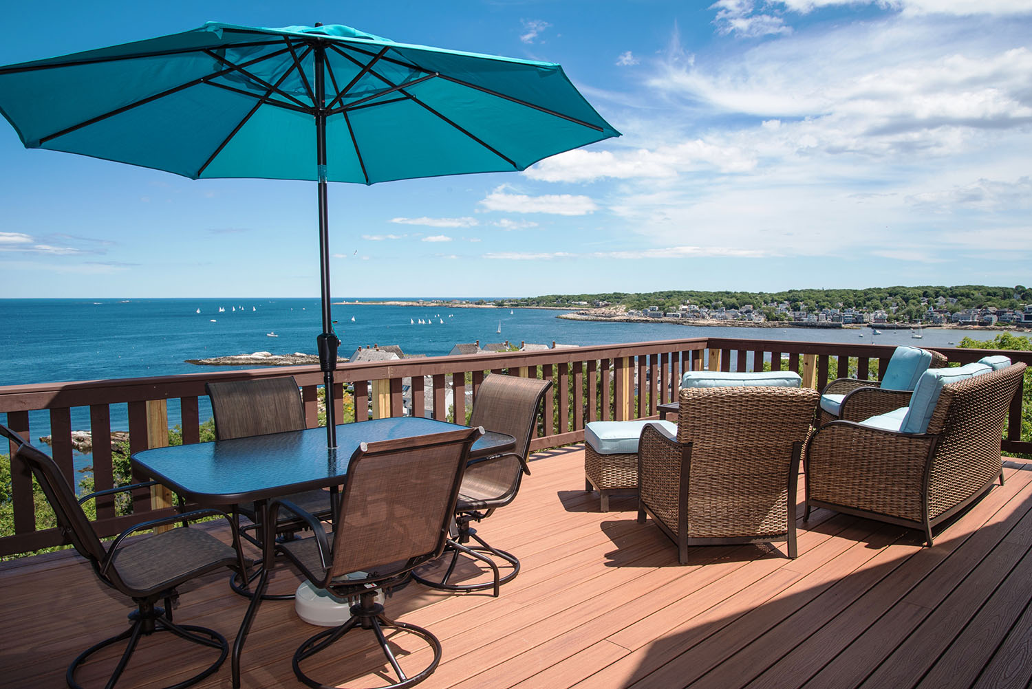 Vacation Home Rentals and Beach Houses - Rockport MA - Forever Views