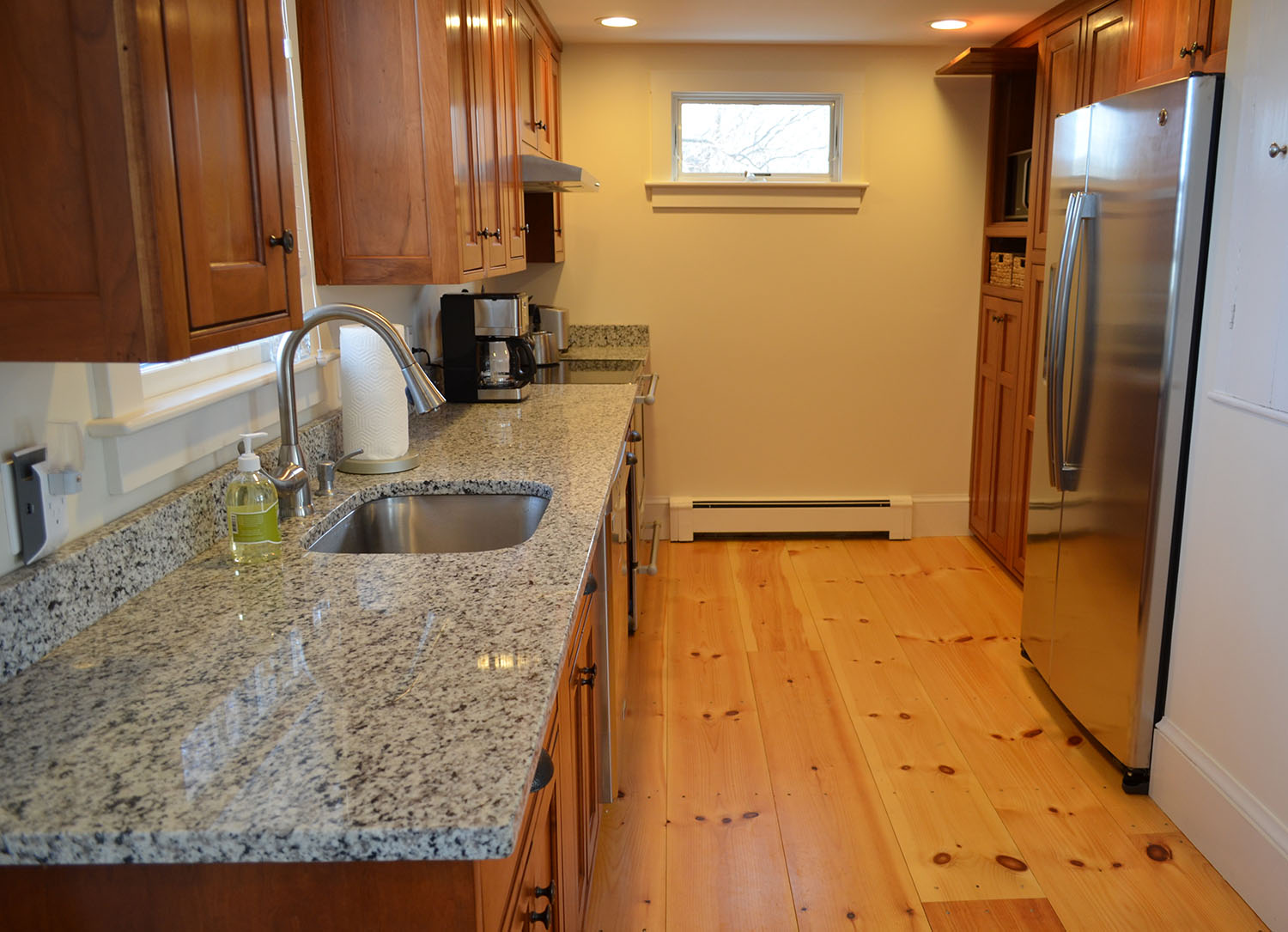 Views on high rockport ma vacation rentals for Updated galley kitchen photos