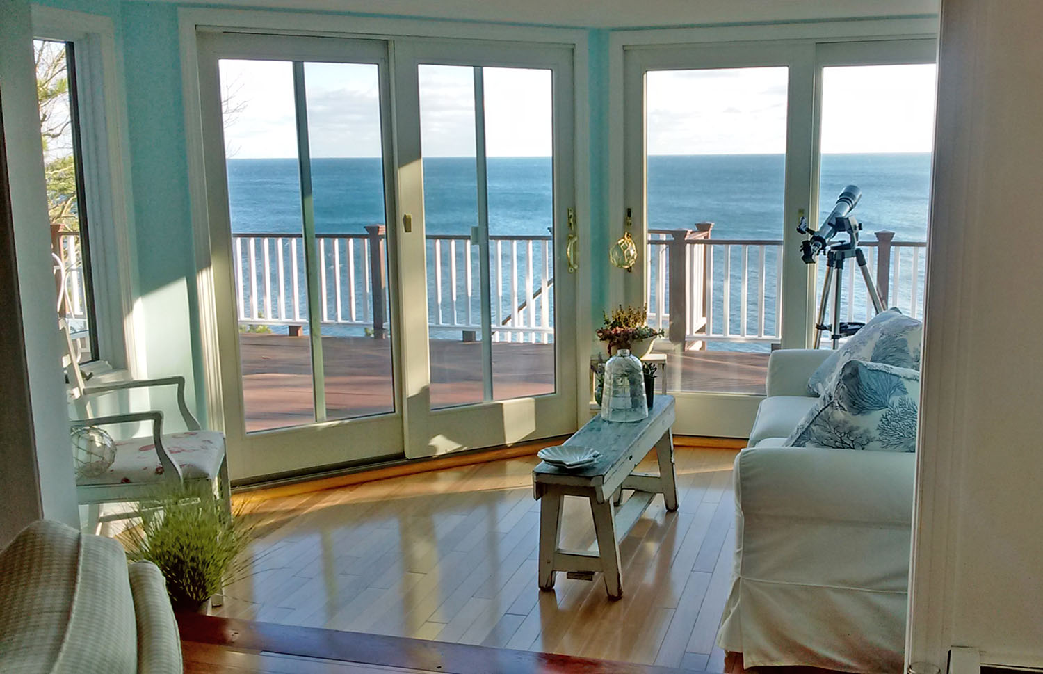 Vacation Home Rentals and Beach Houses - Gloucester MA - Strawberry Cove House