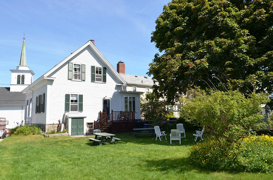 Vacation Home Rentals and Beach Houses - Rockport MA - The Robert House