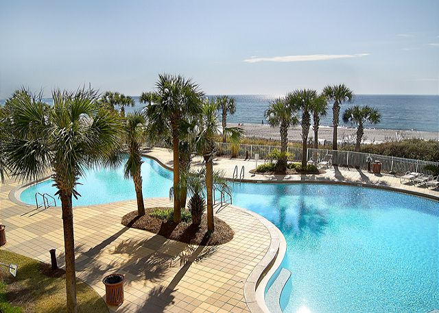 BEACHFRONT CONDO 8! OPEN 4/5-12! TAKE 10% OFF! - Panama City Beach, Florida