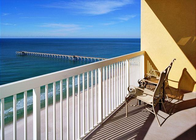 CUTE BEACHFRONT CONDO FOR 6! OPEN 3/7-14! ONLY $946+FEES! - Panama City Beach, Florida