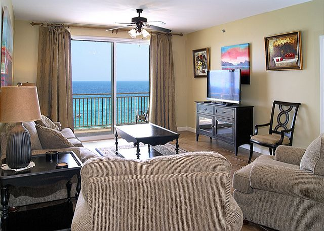 BEAUTIFUL BEACHFRONT 5th FLOOR CONDO FOR 8! OPEN 3/1-8! SPECIAL! $1095 TOTAL! - Panama City Beach, Florida