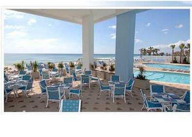 Pool & Gulf View