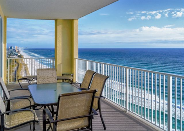 OCEANFRONT! NEW UPGRADES! INCREDIBLE VIEWS! OPEN 3/15-22! ONLY $1595 TOTAL! - Panama City Beach, Florida
